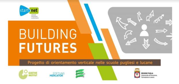 BUILDING FUTURES: EDUCAZIONE ALL'ORIENTAMENTO CONSAPEVOLE -MAGGIO 2021