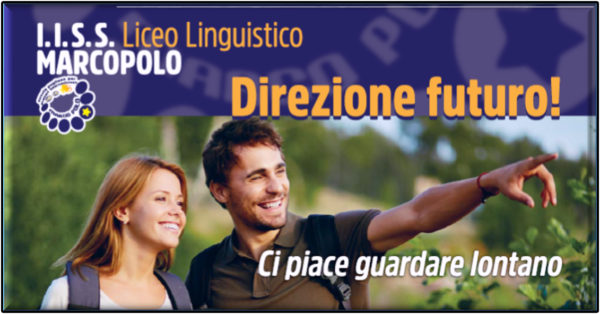 AL VIA GLI OPEN DAY AL MARCO POLO!